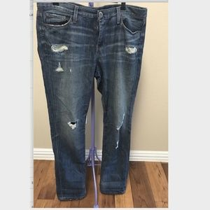 Banana Republic Jeans Destroyed denim size 31